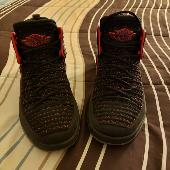 separation shoes 7de2b c2c14 Air Jordan XXXII Red/Black-Big Boys